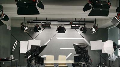 演播室灯光解决方案