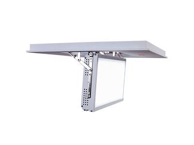 KM-H10 防黑脸嵌入式手动翻转角度0-90°会议室灯