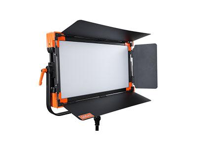 KM-S14 演播室LED交直流供电双色温平板柔光灯