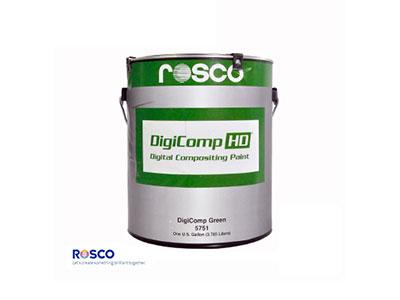 高清绿ROSCO抠像漆5751