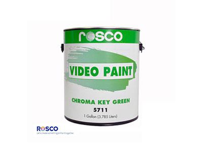 标清绿ROSCO抠像漆5711
