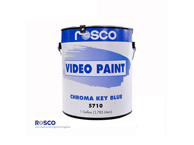 标清蓝ROSCO抠像漆5710
