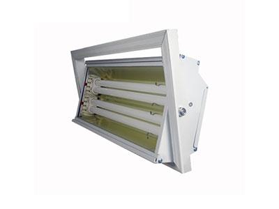 DSR-2x36W/2x55W 内嵌式可调角度会议室三基色灯