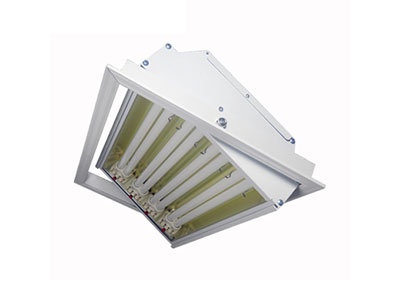 DSR-4x36W/4x55W 内嵌式可调角度会议室三基色灯