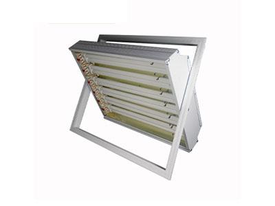 DSR-6x36W/6x55W 内嵌式可调角度会议室三基色灯