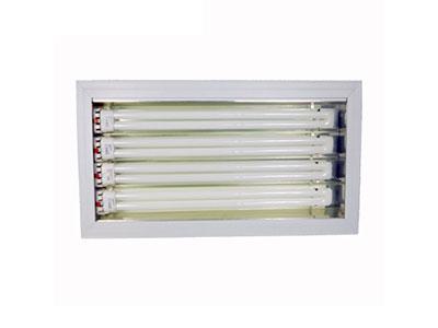 DSR-4x36W/4x55W 内嵌式不可调角度会议室三基色灯