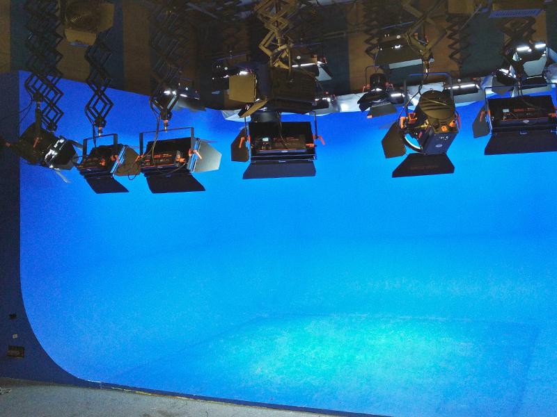 """小型校园演播室灯光项目""""厦门大学虚拟演播室灯光"""""""