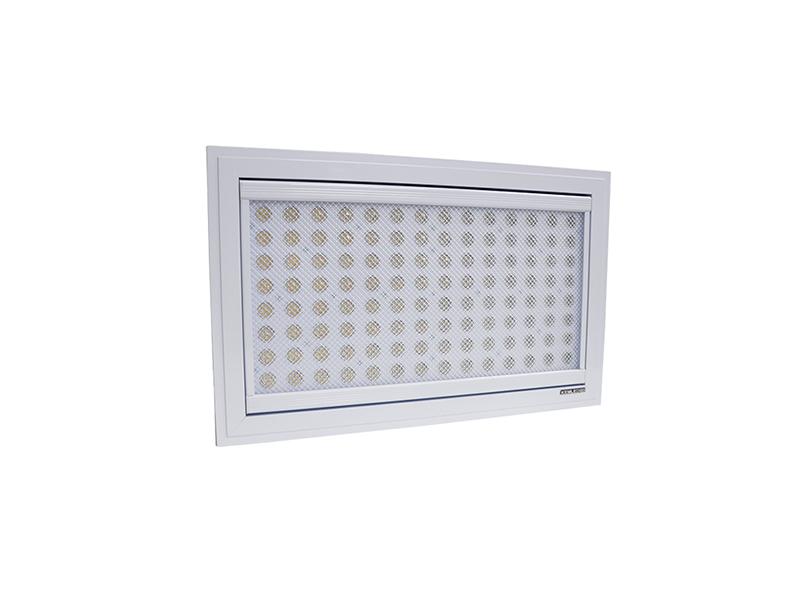 KM-H12B  防黑脸LED嵌入式不可调角度会议室灯