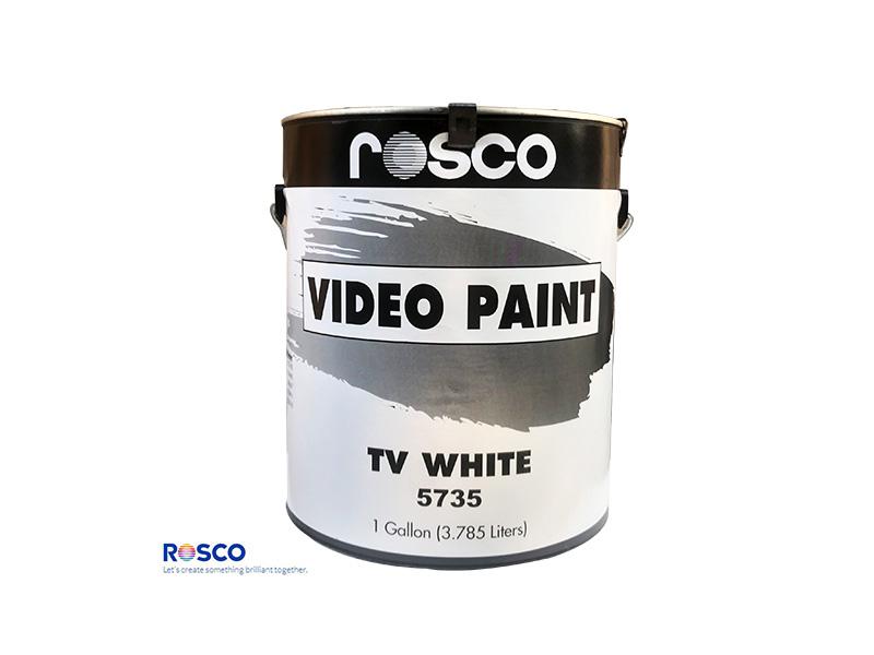 标清白ROSCO抠像漆5735