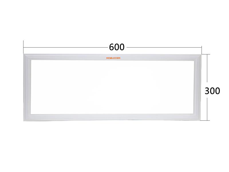 珂玛 KM-LB306 防眩录播教室LED灯20W侧发光 (300x600mm)