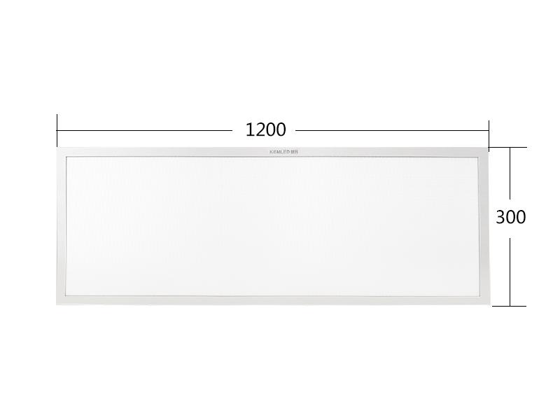 KM-LB312(直发光) 防眩录播教室面板灯44W