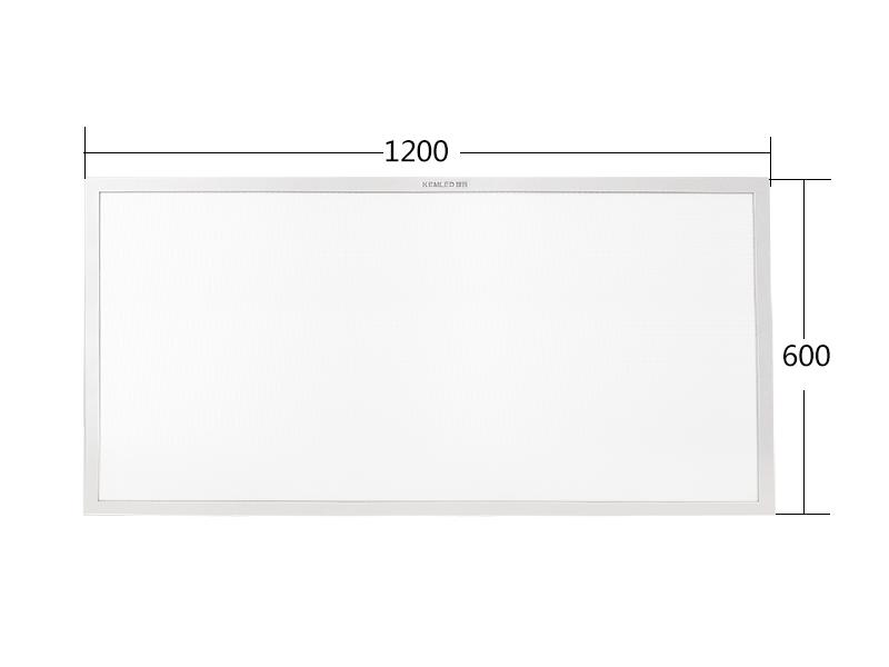KM-LB612 (直发光)防眩录播教室超薄面板灯72W