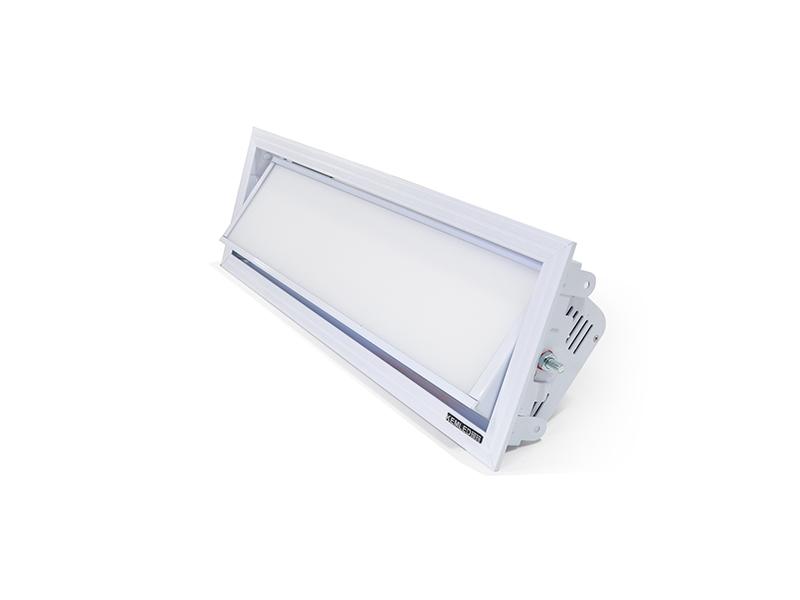 KM-S8中间轴翻转会议室平板灯