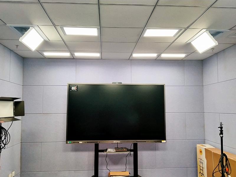 小型直播间灯光不会改造?看看珂玛是怎么做的