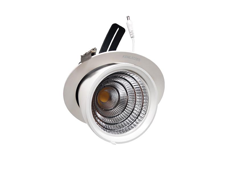 LED嵌入式象鼻灯(可调光) KM-H4