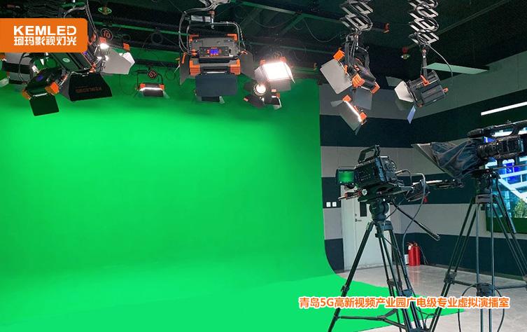 青岛5G高新视频产业园1