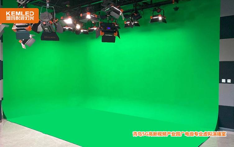青岛5G高新视频产业园2