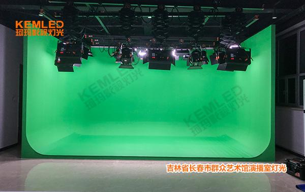 长春市虚拟演播室案例模板6
