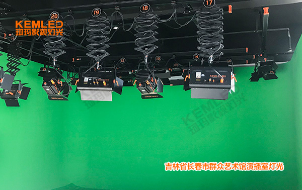 长春市虚拟演播室案例模板7