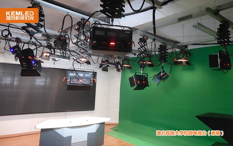虚拟演播室灯光1